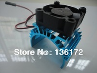 1:10 RC car accessories  540 motor  550 motor heatsink  for 1/10 RC  car free shipping