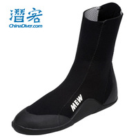 Mew gull 3 mm male Women submersible boots submersible light boots submersible shoes net