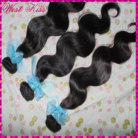 6A 100% HUMAN virgin russian hair wavy texture 3 mixed bundles Ms.Queen hair  high end,Lasts