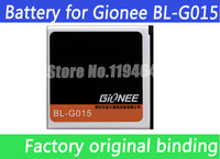 1550mAh 3.7V For Gionee Gionee GN380 GN205 GN320 GN210 BL-G015 super long life +super long standby time factory original battery