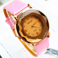 2013 new women quartz watch full leather strap casual relogio feminino clock women dress tea business fashion watch -pdnv000041