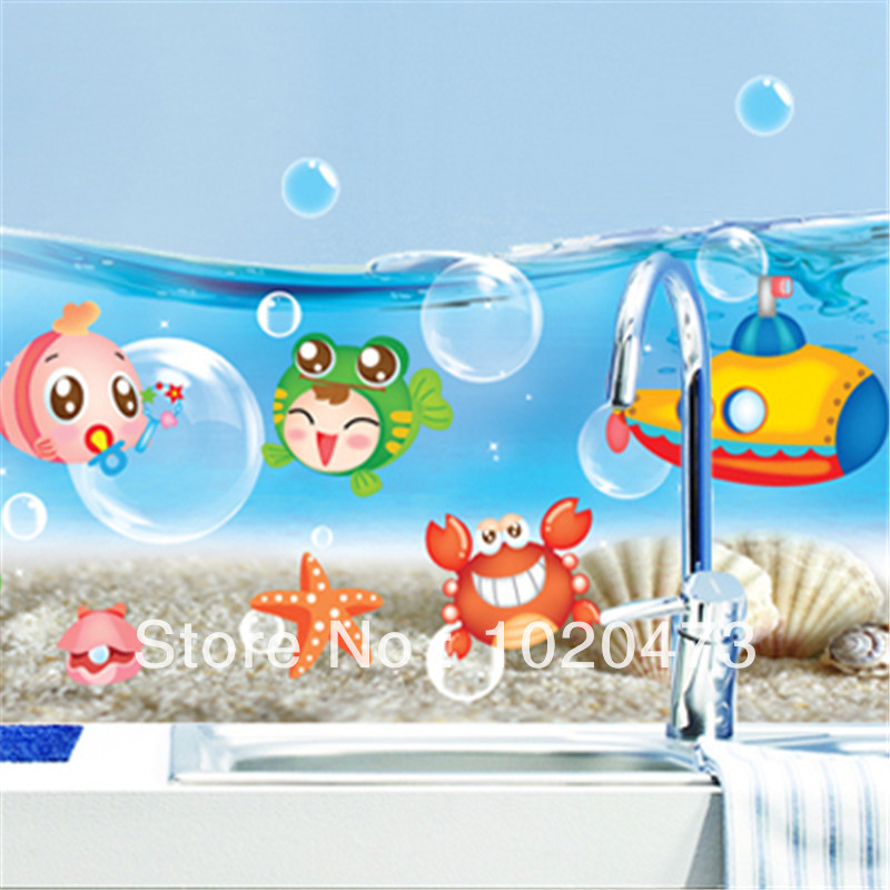 Finding nemo bathroom decor promotion online shopping for - Finding nemo bathroom sets ...