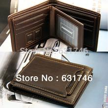 popular fashion leather wallet