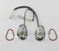 Free Shipping Clear Flush mount LED Turn Signals For Yamaha YZF R6 2003 2004 2005 2006 2007 2008