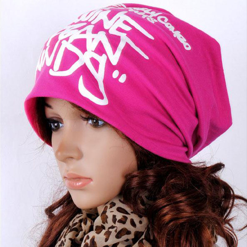 Promotion!!! new style winter warm graffiti letters kit lens hats, men and women knit caps ST017(China (Mainland))