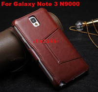 Leather Case Mobile Phone Case  Cell Phone Case Stand Cover For Samsung Galaxy Note 3 III N9000 N9002 N9005