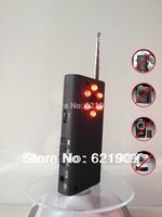 New Full Range Wireless Camera GPS Spy Bug RF Signal Detector GSM Device Finder Anti-eavesdropping Anti candid