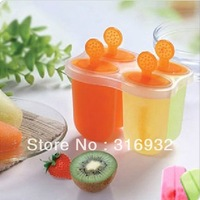 D2 Plastic popsicle box diy pudding ice cream mould, free shipping
