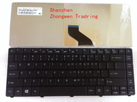 Genuine New Free Shipping  For Acer Aspire EC-471G E1-421 E1-431 E1-431G E1-451G E1-471 E1-471G laptop US Black Keyboard