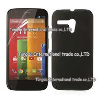 1pcs,high quality,mobile cell phone black hard cover case,For Motorola Moto G DVX XT1032 XT1028 XT1031,newest