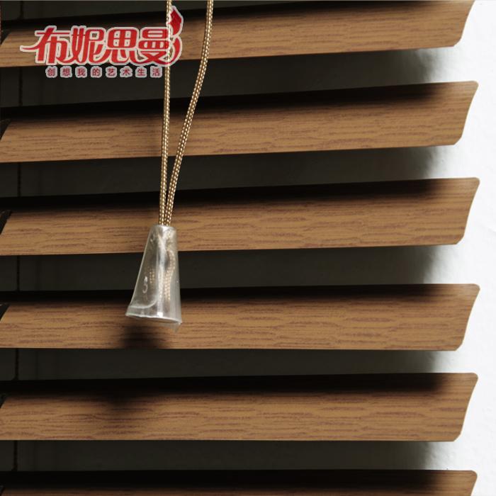 2014 venda quente persianas de madeira protetor solar manyplie liga de alumínio do obturador sombra cortina do obturador(China (Mainland))