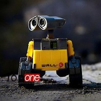Robot Story WALL.E 6CM movable Wali collection model