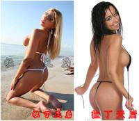 European New Arrival Super Sexy Women's Gauze Bikini Set Fashion Perspective Hot Beach Bikini For Women Free Shipping