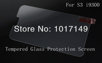 Tech Armor Premium Tempered Glass Screen Protector Protective Film For Samsung S3 SIII i9300 With Retail Package MOQ:1pcs G011
