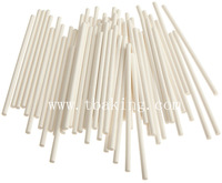 "6""(15cm) Paper Sticks for Cake Pop Lolipop Mini Cupcake Muffin 50pcs/lot"