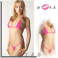 European New Arrival Super Sexy Women's Gauze Beach Bikini Set Fashion Fish Net Perspective Bikini For Women Free Shipping