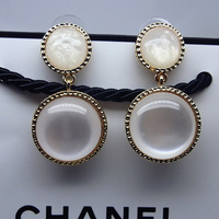 Free shipping 2013 new - eye rhinestone noble drop earring fashion elegant vintage elegant earrings female
