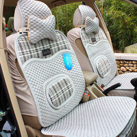 Viscose car seat four seasons general car seat summer cooling mat fabric