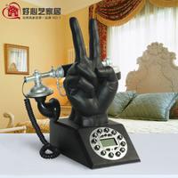Fashion phone personalized fashion telephone hand pad