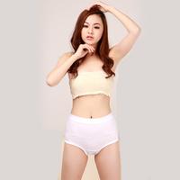 free shipping 4 women's 100% cotton panties 100% cotton comfortable panties 5030