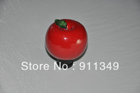 Free shipping Gear Knob, Apple style.red