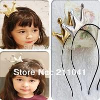 Fashion 8 Cute Princess headwear hair accessories crown tiara hairbands children kids girl baby gift Hair Band Headband GLA-0031