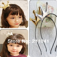 Fashion 8 Cute Princess headwear hair accessories crown tiara hairbands children kids girl baby gift Hair Band Headband GLA-0031