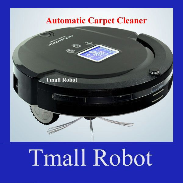 (Free Shipping to Australia) Robot Cleaner Lilin Robot Vacuum Cleaner With CE/RoHS