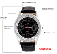 2013 New Design Sport Military Pilot Aviator Army Silicones Rubber Racer Watch GT men Brand watches