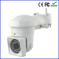 HW0023 Newest 1.0 MP Megapixel 720P HD 36 LEDs IR Cut H.264 PNP Wireless Outdoor Night Vision Security System Network IP Camera
