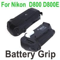 Vertical Battery Grip Holder for Nikon D800 D800E DSLR Camera New Arrival Hot Sale Camera Battery Holder