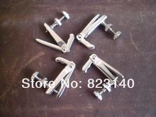 16 PCs SILVER Violin Fine tuners 3 4 4 4 Size Nice fine tuners
