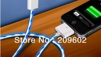 For iphone 4 led cable For iphone 4 lighting cable
