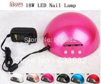 New 18W LED Nail UV Curving Lamp Both For UV Gel And Led UV Gel