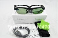 Guaranteed 100% super performance Bluetooth 3D TV Glasses For Samsung D6000 D6400 D6600D7000 D8000D490