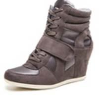 Woah , fairy 2013 super-fibre women's elevator casual shoes 8cm high-top shoes boots