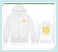 2014 Newest fashion burton men/women whitehoodie and jacket,sports hip hop mens cotton long sleeve good quality winter hoody