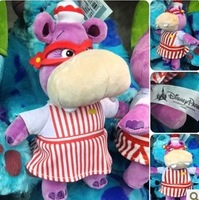 free shipping 21CM Original Doc Mcstuffins HALLIE plush toy stuffed doll for kids girl gift