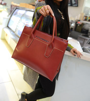 13 women's winter genuine leather handbag fashion bag