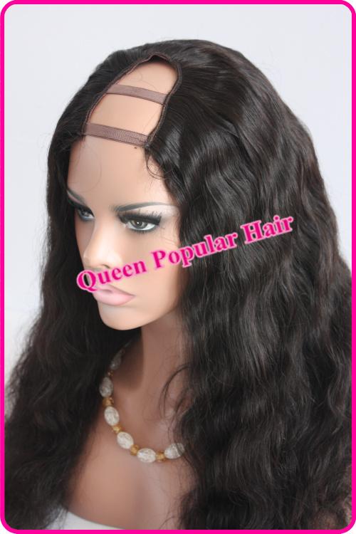 Cheap U Part Wig Human Hair 19