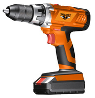 SHARK Electric Screwdriver  Cordless Drill 14.4 V Li-Ion Battery with LED light  High Power