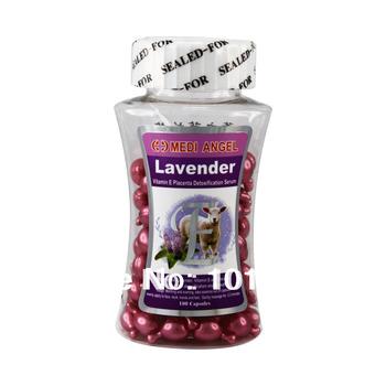 Medi Angel Lavender Vitamin E PКружевоnta Detoxificaion Serum Essence 100 capsules