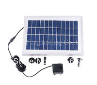 12V 5W  Solar Water Pump Garden Fountain Water Cycle/Pool Fountain / Rockery Fountain