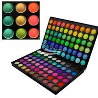 Pro 120 Color Waterproof Eyeshadow Palette Fashion Eye Shadow Makeup Wholesale