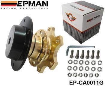 Epman - новое рулевое колесо быстроразъемные ( золотой ) EP-CA0011G