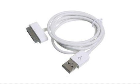 500pcs/Lots USB 2.0 Data Sync Charger Cable for iPhone 2G 3G 3GS 4G wholesale retail(China (Mainland))
