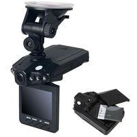 Free Shipping Dash Camera Car Blackbox Camera Crash Recorder HD 6LED