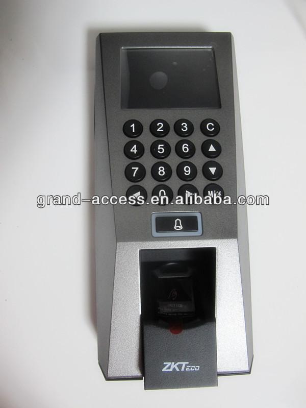 Zugangskontrolle per fingerabdruck f18 für büro, zk fingerprinr Zutrittskontrolle mit rfid Funktion