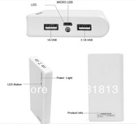 50000mah Wallet Portable USB Power Bank Backup Battery External Battery Charger,Freeshipping