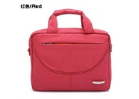 Free shipping Fashion color laptop bag lady shoulder laptop bag 12 inch 14 inch wholesale and retails